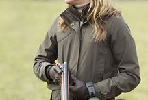 Jagd / Nature, Ladies hunting, Looks & more
