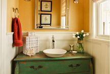 Bathroom / by Marisa Bloomquist Roach