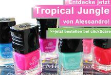Nagellack und Kosmetik / Wir zeigen dir die neusten Trends in Sachen Kosmetik!