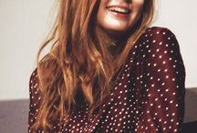 **KAREN GILLAN** / Karen Gillan born november 28, 1987 in inverness, uk
