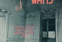 Tom Waits Posters