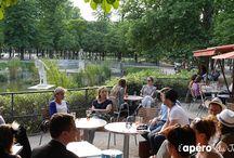 Les plus belles terrasses à Paris