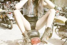 Moto / Bike <3