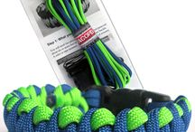Back-to-School! / Lanyards, Bracelets, Zipper Pulls, DIY Kits AND MORE for back to school! / by Paracord Planet