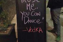 Creative Restaurant & Bar Signage