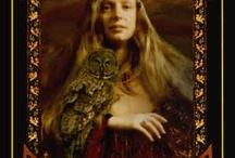 Goddess Guidance April - Erda / by Susan Scott