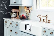 Kitchens & Storage Ideas