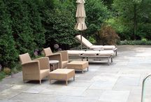 Outdoor Furnishings / Selecting great furniture for your outdoor living spaces.