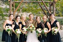 Bridesmaids / A place to share articles and styles on dresses, bouquets, jewellery etc.