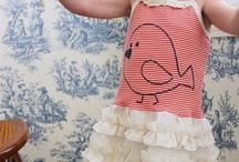 Clothing -girls / by Sonia Stuart
