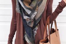 Autumn/winter fashions