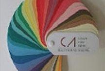 Color Alliance Spring palettes