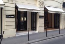 Chanel's Private Apartment in Rue Cambon, Paris