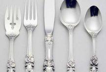 sterling silver flatware