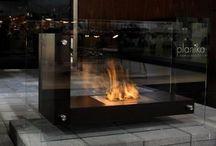 Modern Line / Biofireplaces
