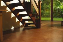 Wooden Floor Stairs and Hallway