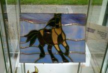 My Tiffany Pieces / Tiffany Glass