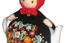 crochet matryoska