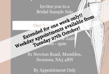 sample sale events