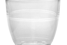 Dining:  water glasses / by Shirley