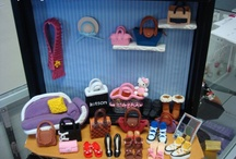 Dollhouses And Miniatures / All sorts of dollhouses and decorations for those dollhouses.
