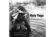 Holy Yoga International Missions / Our mission is to empower and equip individuals living globally to provide yoga for trauma survivors who need to experience freedom from bondage to the past in order to focus on healing in the present and in turn, safeguard a life of liberty for the future.