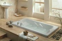 Bathroom ideas / by Jamie Willson