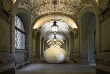 OVO Project - Architecture and Sculpture / Architecture from camilo Rebelo and Sculpture from Rui Chafes. Porto, Portugal