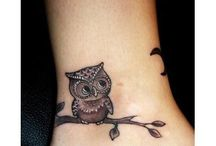 Tattoo / by Elizabeth Katherine Jimenez Ventura