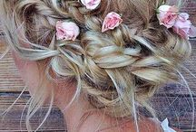 Flowers Girl Hairstyles