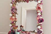 1.Lovely flower room