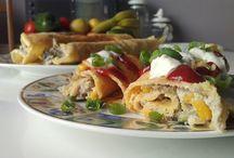 my blog - main dishes