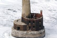 Vuurtorens / Vuurtorens en water toren prachtige plaatjes