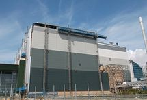 2017 Shortlist - Plymouth Energy from Waste / This challenging project needed to construct a power plant in the most sustainable way possible in a location with significant environmental issues. Construction consisted of 700 24m-long piles into made ground, 20m-high reinforced concrete walls, 45m-high freestanding precast stair towers, steel frame structures, 47m-high architectural ribs, 38,000m3 of concrete & 4000 tonnes of reinforcement. All within 65m of residential buildings, which imposed stringent noise & working-hour constraints.
