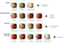 Spice combos