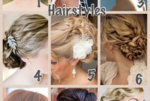 Dream wedding hair & make up <3