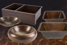5 Things you need to know about copper / The attributes and benefits of copper sinks and copper products