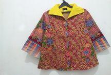 Batik, ikat, tenun dan songket