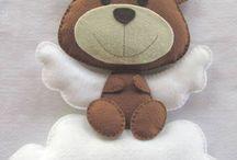 Urso na nuvem
