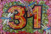 mosaic numbers