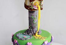 tortas niña