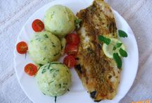 Ryby a mořské plody / jídlo