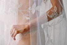 Sexy bride photoshoot