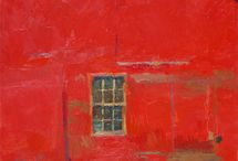 buildings, paintings / by vita sims