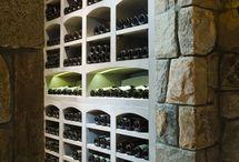 Wine Cellar Mood Board