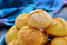Mısır Unlu şekerli kurabiye