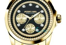 Jacques Farel Watches - New Collection S/S 2014 / View Collection: http://www.e-oro.gr/jacques-farel-rologia/