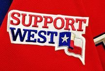 Support West, Texas / by Texas Rangers