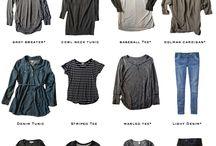 Saker att ha på sig