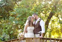 Garden Weddings / Outdoor Garden Wedding Ceremony  Décor Ideas at Harmony Gardens in De Leon Springs, Florida